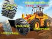 16层级超耐磨尨工花纹825-16矿山码头铲车专用三包轮胎厂家