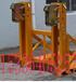 济南DTP-50B钢制油桶扶桶器DTP-11油桶搬运车钢制油桶扶桶器