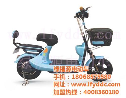 二轮电动车绿福源电动车二轮电动车招商多少钱