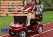 老年人代步車北京和美德雙人老年人代步車