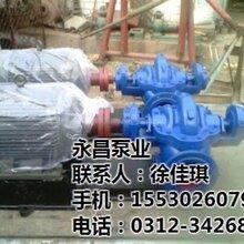河南双吸泵_永昌泵业图_14sh19双吸泵