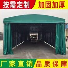 供应天津电动推拉篷大型仓储篷工业除尘环保喷漆房