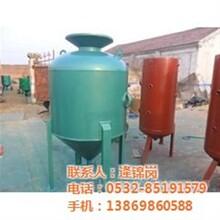 喷砂罐使用方法,营口喷砂罐,青岛华川