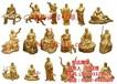 三清铜佛像制作厂家铜佛像宏达雕塑在线咨询