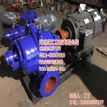 单级双吸中开泵,KQSN300N19285中开泵,灌溉泵