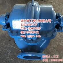 KQSN300N3685云南中开泵双吸中开泵