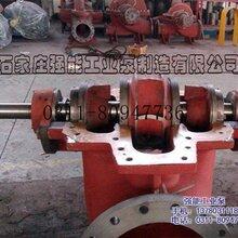 48SH长春双吸泵厂家强能工业泵图中开双吸泵厂家