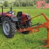 挖坑机高密益丰机械图旋转挖坑机