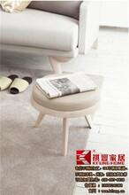 祺丰钢艺在线咨询,怀集实木圆凳,皮面实木圆凳图片