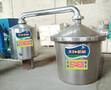生料酿酒机液态蒸酒机玉米烧酒锅技术原理图片