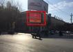临汾市迎春街与解放路十字路口东南角LED