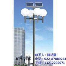 杨柳青太阳能庭院灯,诚信企业恒利达,太阳能庭院灯定制图片