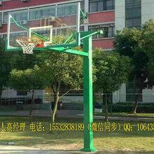 六盘水厂家制造可伸降式篮球架移动式篮球架各种篮球架图片
