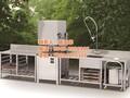 通道式商用洗碗机型号,广西通道式商用洗碗机,豪霸洗涤图片