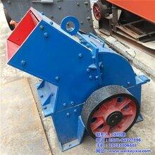 兴宁市锤破机伟科机制砂设备锤破机与反击破的比较