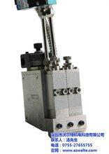 一站式热熔胶喷涂方案马鞍山热熔胶机刮枪深圳沃尔特