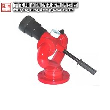 PS手动消防水炮流量可调消防水炮消防炮