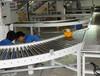 寧津卓遠廠家定制90度180度轉彎機滾筒式轉彎機