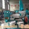 130型冷榨螺旋榨油机螺旋榨油机源通机械