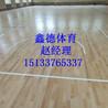 體育運動木地板廠家推出環保_籃球場木地板