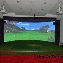韩国原装高尔夫模拟器室内高尔夫上门安装