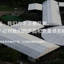 徐州篷房厂家,邦夏蓬房abs硬体墙大蓬,红白喜事棚房定做图片
