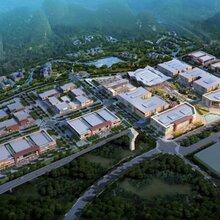 工业园绿化设计,珠三角工业园区园林绿化设计