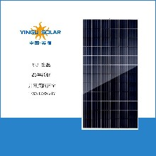 英利正品家用太阳能电池板组件A级270W多晶家庭并网系统专用图片