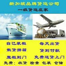 关于东森游戏主管国到马来西亚海运运输经验分享图片