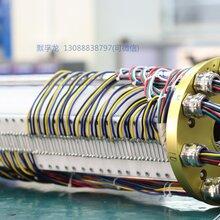 金刚石镜面抛光机导电环/分离器导电滑环/精密模切机导电滑环