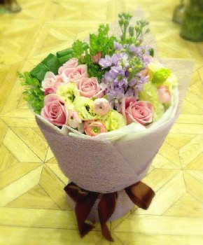 好境鲜花开业花篮专属于成功的您有好境就有您的辉煌