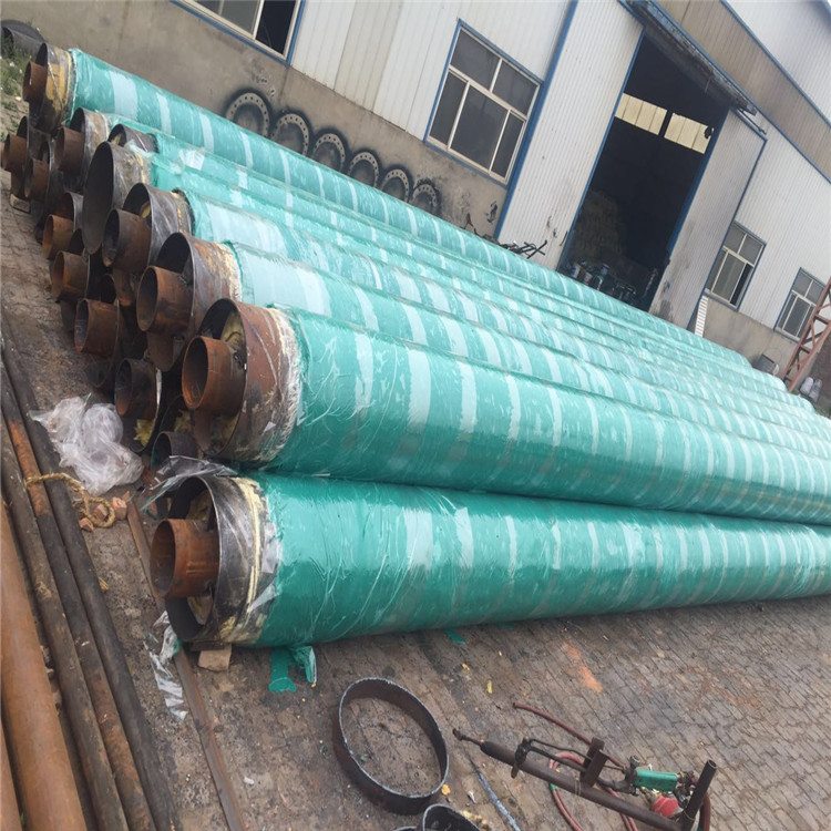 热力管道用大口径热扩无缝钢套钢保温钢管埋地生产厂家