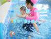 黑龍江哈爾濱水育早教嬰幼兒泳池廠家大圓角鋼構組裝池