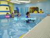 銀川金鳳水育早教嬰幼兒泳池廠家大圓角鋼構組裝池