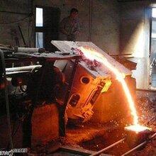 江蘇連云港中頻爐回收南通單晶爐冶煉爐回收圖片