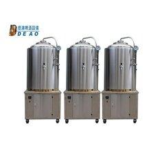 北京小型啤酒设备德澳啤酒设备自酿小型啤酒设备