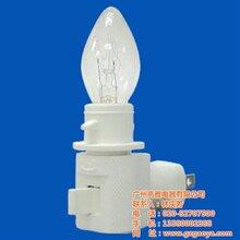 LED小夜灯头_高雅电器图_LED小夜灯头报价