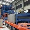 钢板预处理线型号钢板预处理线诸城双吉机械在线咨询