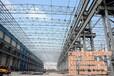 上海鋼結構車棚友聯建設鋼結構車棚價格