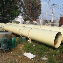 泉城转让二手滚筒干燥机,2.2米5米三筒烘干机,二手滚筒刮板干燥机图片