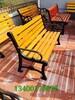 沧州公园椅靠背休闲座椅生产垃圾桶红灯笼