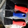 上海铁把烤蓝油灰刀型号——专业的塑柄镜面油灰刀公司推荐