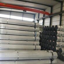鍍鋅鋼管型號重慶鍍鋅鋼管今日報價圖片