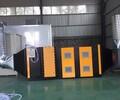 河北邢台哪里有卖得好的废气处理设备:15000风量光氧催化废气处理设备
