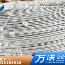 铁丝喷塑镀锌风机防护罩工业风扇罩万诺风机罩