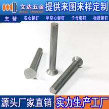文達五金——專業的沉頭實心鋁鉚釘提供商,沉頭實心鋁鉚釘專賣店圖片