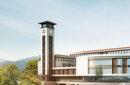 车站大型钟表就选华声钟表品质出众的车站大型时钟图片