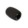 防风罩适用舒尔MX412418D/CD/S会议鹅颈话筒海绵套内有骨架