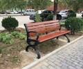 山东济南园林椅户外休闲椅长椅平凳各种铸铁椅腿