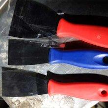 浙江油灰刀厂家临沂哪里有卖划算的塑柄镜面油灰刀图片